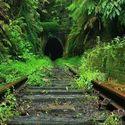 do tunelu