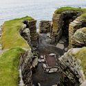 Pozostałości domu Vikingów sprzed 1200 lat