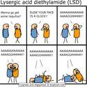 LSD trippin'