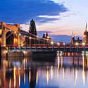 Najpiękniejsze mosty Wrocławia