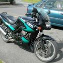 Moto GPZ 500S