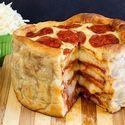 Pizza-Tort