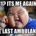 Pogotowie ? Zjadłem ambulans