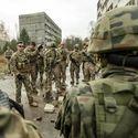 Wspólne zajęcia odbyli żołnierze z drużyn i plutonów rozpoznawczych Polski i USA.
