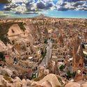 Kapadocja - historyczna kraina w Turcji