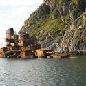 Rosyjski okręt wojenny, Norwegia