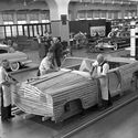 budowa forda 1950