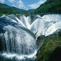 The Pearl Waterfall , China