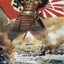 Megasamuraj, czyli japońska propaganda