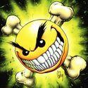 Acid smily
