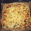 Pizza razowa