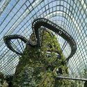 ogród zimowy w Singapurze