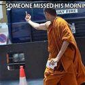 Każdy czasem może mieć gorszy dzień...