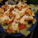 A to moja wersja sałatki z kurczakiem :)
