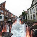 Niesamowite uliczne malowidła 3D