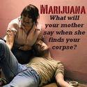 Marihuanina - biała śmierć!