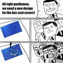 W autobusach
