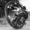 motocykl jednokołowy 1931