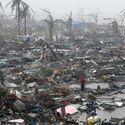 niszczycielska siła tajfunu