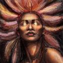 dziewczyna szamana