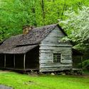 Tennessee National Park Grey Smoky Mountains