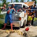 Spiderman w końcu złapany! ;]