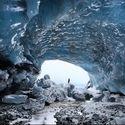 lodowa jaskinia