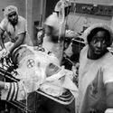 szpital w Alabamie ratuje członka Ku Klux Klanu