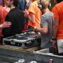 Dj's 1 ; Queen's Day Amsterdam 2012