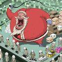 Santa's real workshop