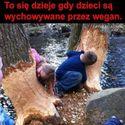 STOP posiadaniu dzieci przez wegan