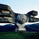 sowiecki futuryzm na terenie niegdysiejszej Jugosławii 60' 70' lata