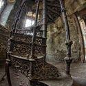 piękne schody-gdzieś w Polsce