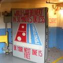 ballistic missile silo doors