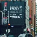 Polska Wódka :D Reklama w Chicago