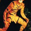 Człowiek tygrys