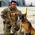 Brytyjski żołnierz sił SAS w Afganistanie