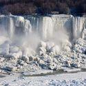 Zamarznieta Niagara