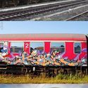 pociągi :)