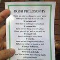 Irlandzka filozofia.