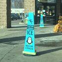 Jesteś pingwin, idź! :D