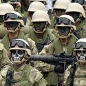 Żołnierze sił specjalnych Peru