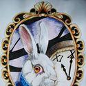 Mój biały królik