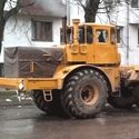 Zły traktorek