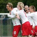 Młodzi Polacy awansowali do Mistrzostw Europy ! Gratulacje !