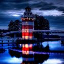 The lighthouse, Rheinsberg