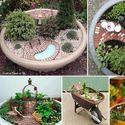 miniaturowe ogródki