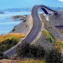 Atlantic Road, Norwegia.