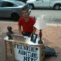 Szukanie przyjaciół
