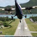 Lotnisko Gustaf III na St. Barthelemy, Karaiby